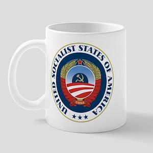 USSA [seal] Mug